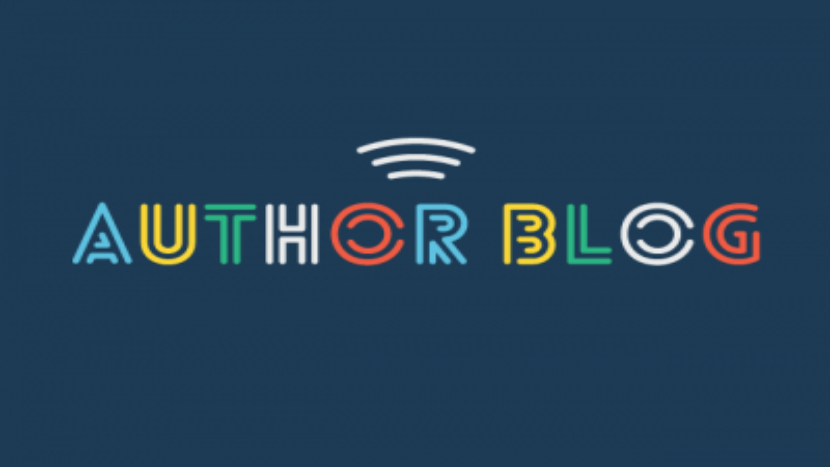 Author Blog Graphic Header