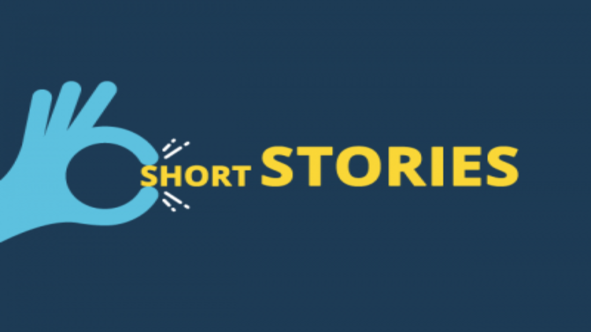 Short Stories Blog Graphic Header