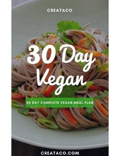 30 Day Vegan
