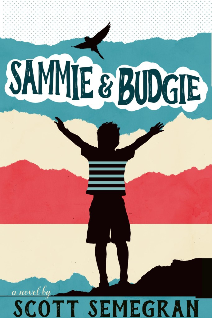 Sammie & Budgie front cover