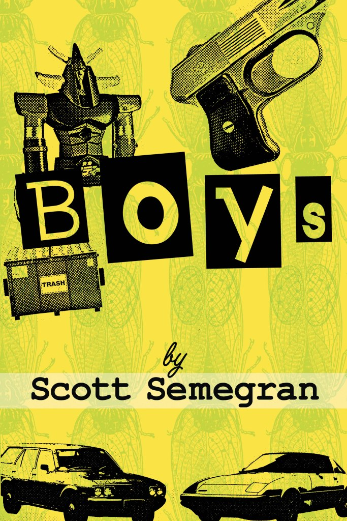 Boys front cover