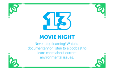 30 Ways in 30 Days #13 - Movie Night