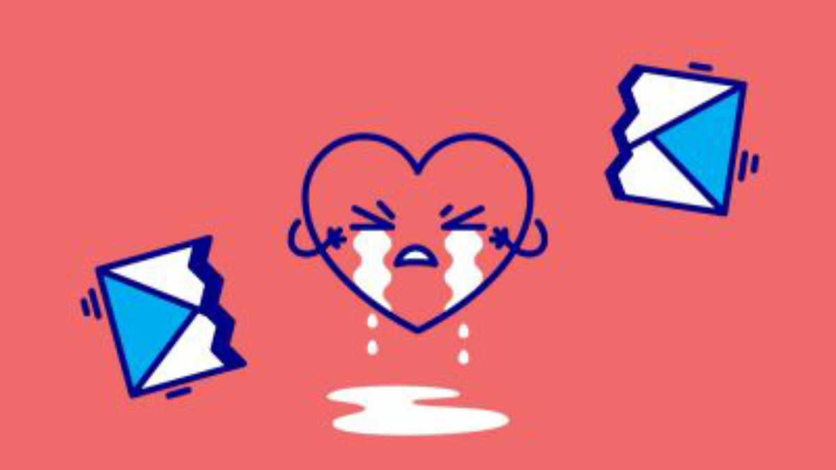Break Up with Junk Mail Blog Graphic header