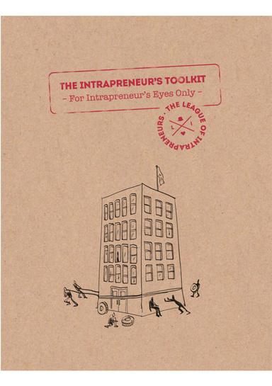 The Intrapreneur's Toolkit