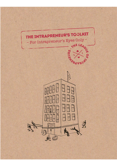 The Intrapreneur's Toolkit