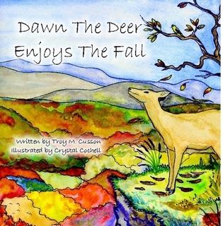Dawn the Deer Enjoys the Fall