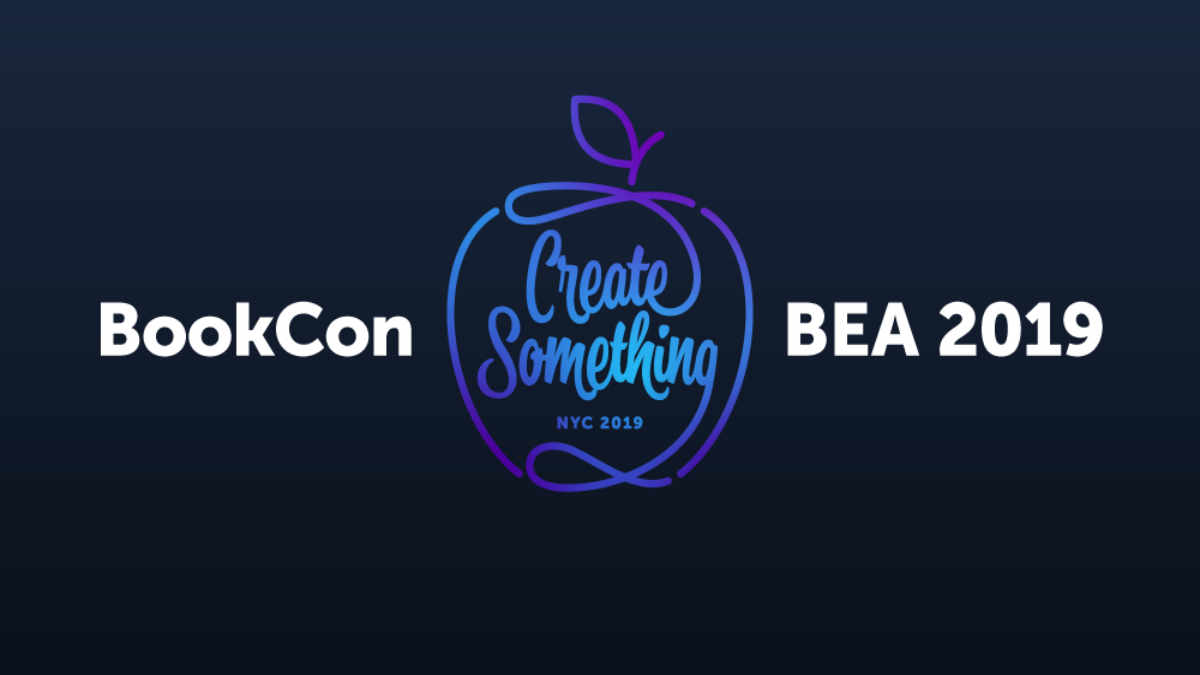 BEA and BookCon Blog Header