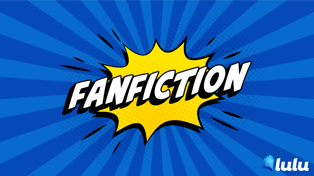 Fanfiction header featuring the title comically illustrated.