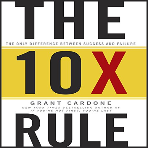 The 10X Rule Cover Image