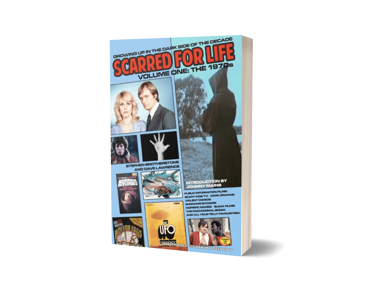 Scarred For Life Volume One