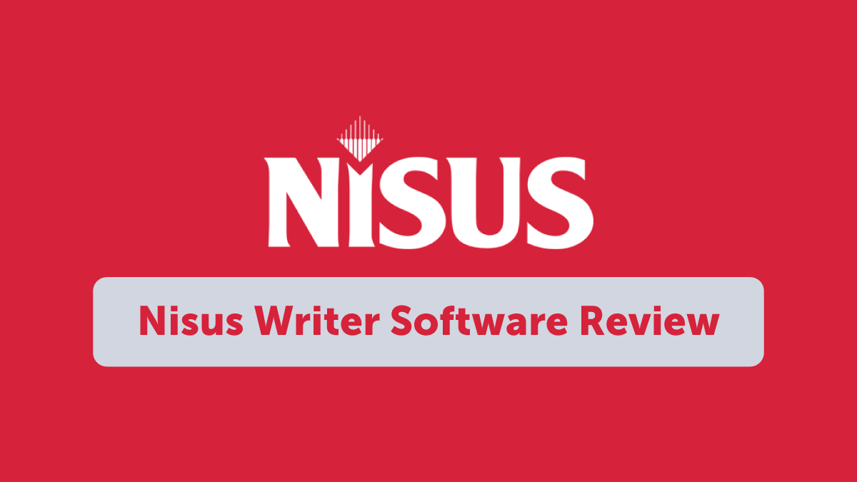 Nisus Writer Product Review