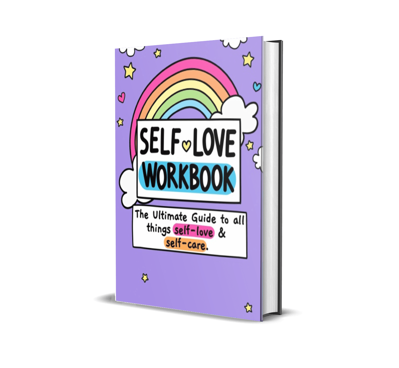 The Self-Love Workbook (Black&White)