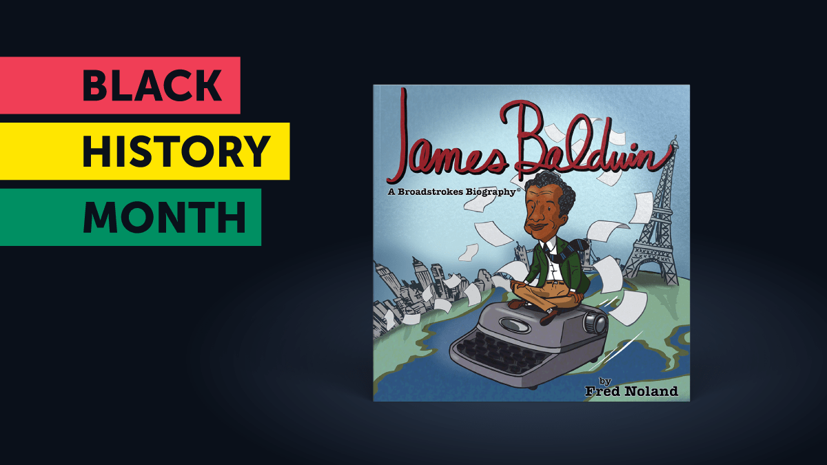 Black History Month Featured Author – Fred Noland