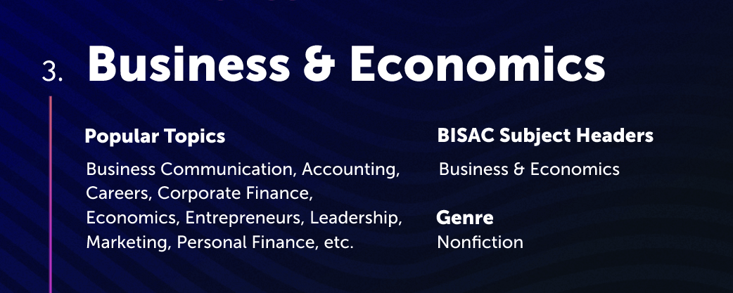 Business and Economics Lulu Bookstore Category