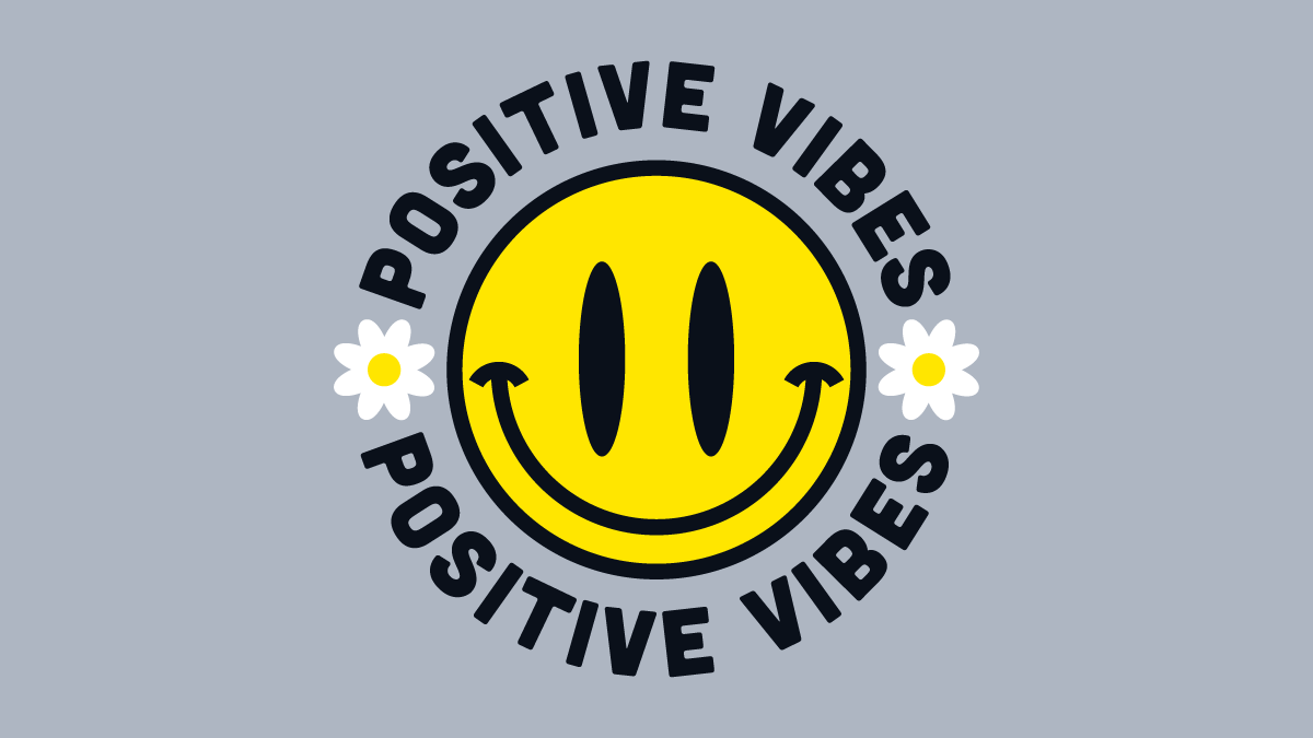 Creating a Positive Work Environment Blog Graphic Header