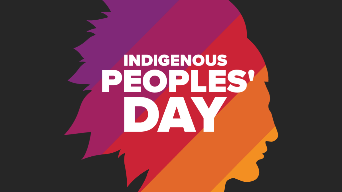 Indigenous People's Day -blog graphic