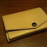 小さい財布ダンボーバージョンのダンボー側と反対側