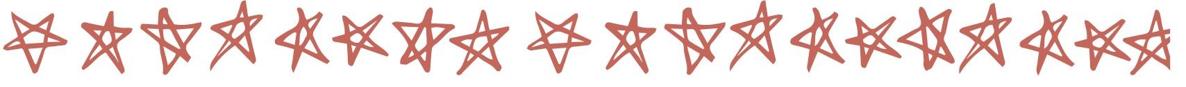 Image result for stars divider