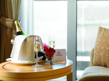 Cunard Luxury Cruise Amenities