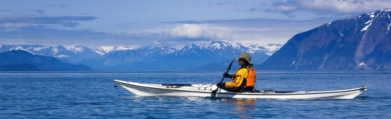 Kayak Excursion in Glacier Bay National Park, Alaska