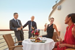 Seabourn Life Onboard