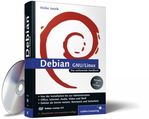 Debian GNU/Linux Buch von Heike Jurzik