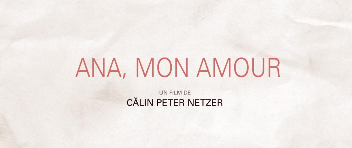 Interview de Calin Peter Netzer (Mère et Fils, Ana mon amour,…)