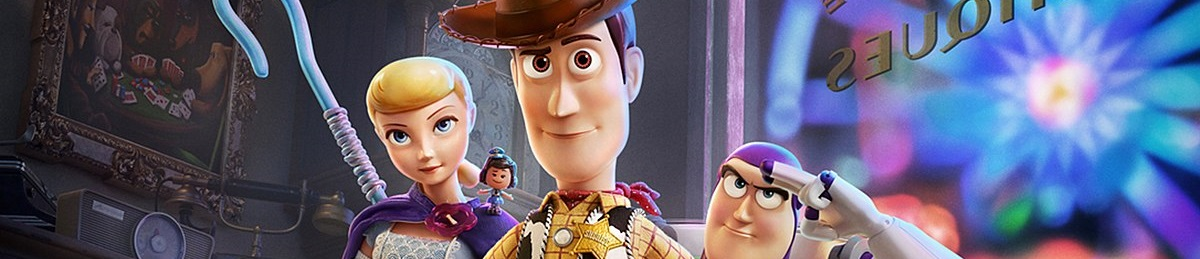 Toy Story 4 – So long, Cowboy