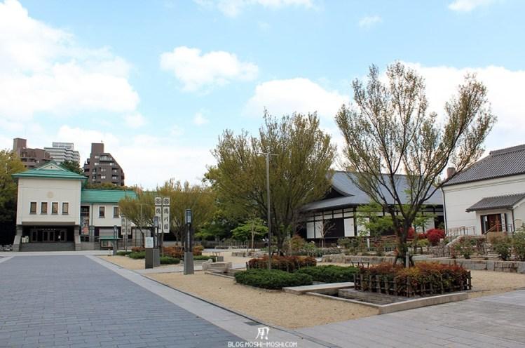 Tokugawaen-parc-nagoya-allee-entree-musee-art-tokugawa