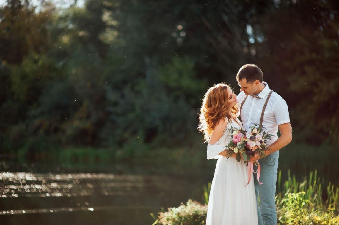 7 Benefits of having a Wedding in the Bush
