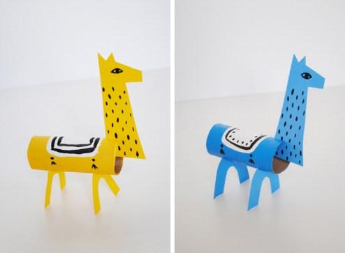 Fabriquer des lamas DIY2