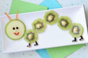 faire manger des fruits aux enfants