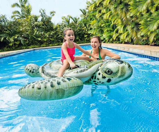 Jeux de piscine enfant Tortue