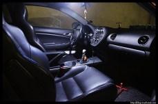 exLEDusa LED light: passenger side map light on.