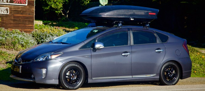 Observed Increase in Fuel Efficiency For the 2012 Prius