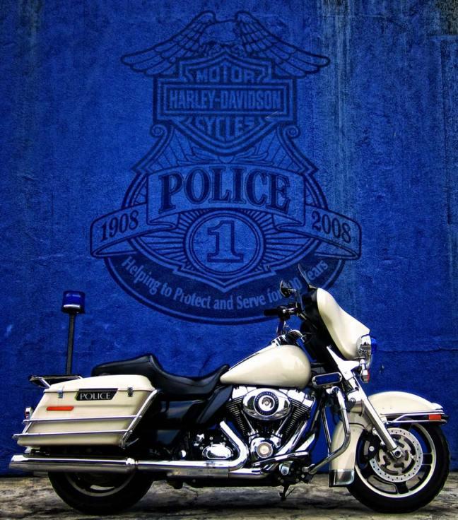 harley-davidson-policia