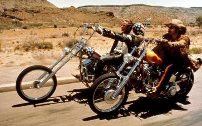 Easy Rider Moto Chopper