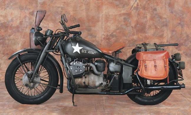 Moto Indian desenvolvida para o exército dos EUA
