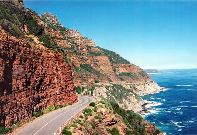 Chapman's Peak Drive – África do Sul