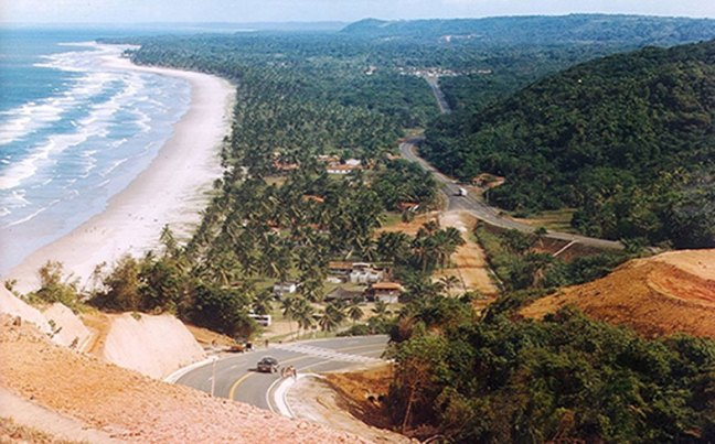 Estrada Parque – Bahia