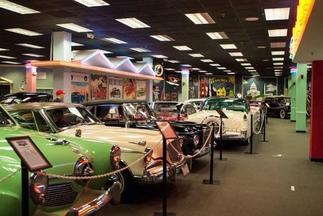 Miami Auto Museum - Dezer Collection Coleção de carros