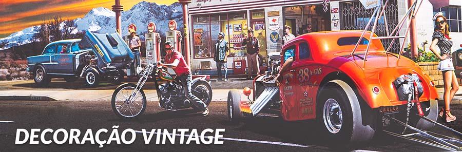 Machine Cult loja especializada em decoração vintage e retrô