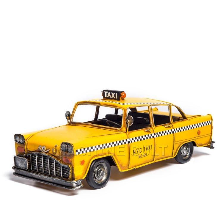 Miniatura Taxi Vintage