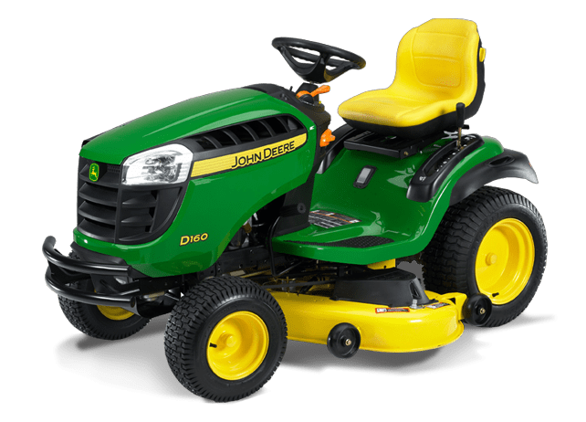John Deere 160 Lawn Tractor Amp The Essentials For A Greener