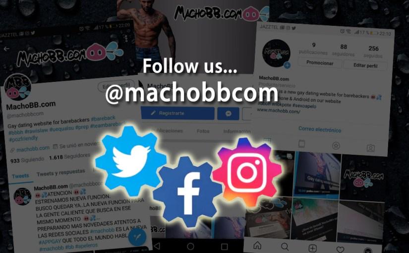 MachoBB is now on Instagram !