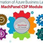 MachPanel azure business layer