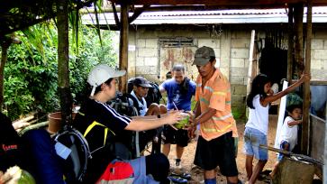 Mt Batulao - 1.5 Buko ni sir Ron