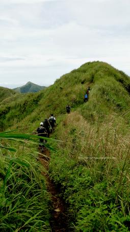 Mt Batulao - Nahuhuli nanaman ako