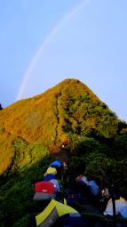 Mt Batulao - Bahaghari