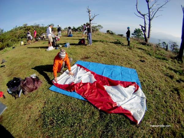 Rhoane Tanada: Break Camp